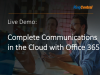 RingCentral Live - 7/31/2015 - Turning Office 365 into your Communications Hub