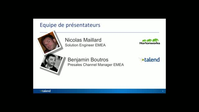 Adoption of Hadoop: Unlimited Possibilities (in French)