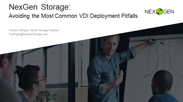 Avoiding the Most Common VDI Deployment Pitfalls