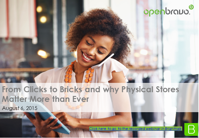 From Clicks to Bricks: Why Physical Stores Matter Today More Than Ever