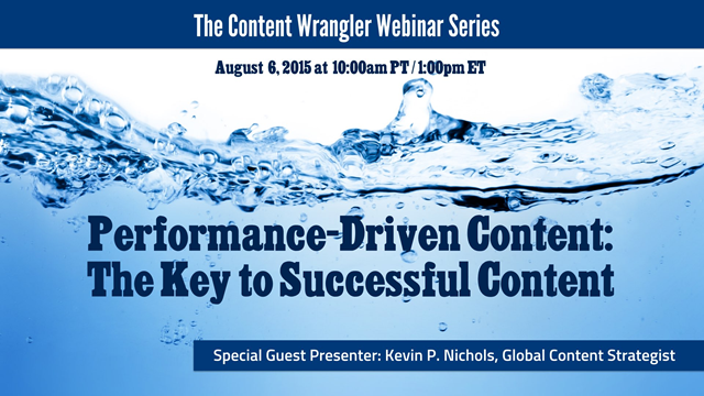 Performance-Driven Content: The Key to Successful Content
