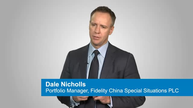 China volatility brings opportunity