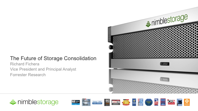 The Future of Storage Consolidation