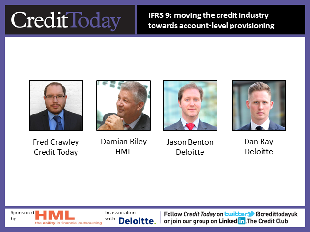 IFRS 9: moving the credit industry towards account-level provisioning