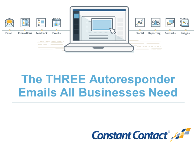 The Three Simple Auto-Responders Every Smart Business Needs
