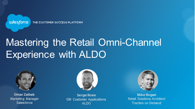 Mastering the Retail Omni-Channel Experience with ALDO