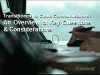 Transitioning to Cloud Communications: An Overview of Key Questions and Consider