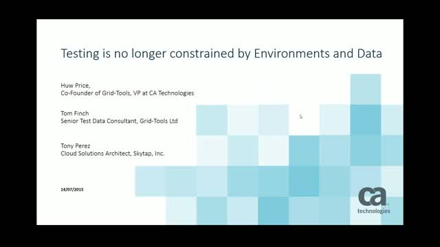 Testing is no Longer Constrained by Environments and Data