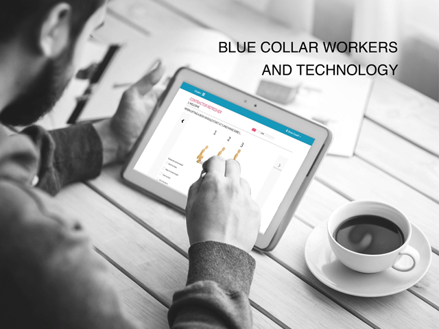 Technology and Blue Collar Workers