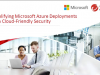 Accelerate Your Azure Deployment with Security Built for the Cloud