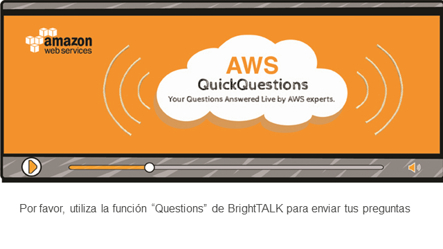 QuickQuestions Español Big Data Analytics (EMR, Redshift, Kinesis)