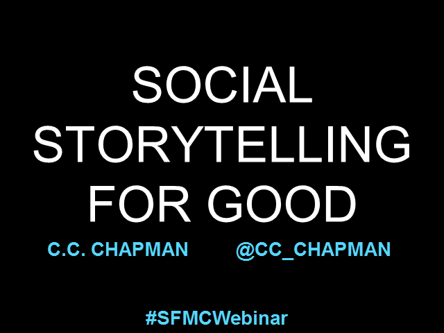 Social Storytelling for Good