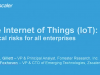 The Internet of Things (IoT): Critical risks for all enterprises