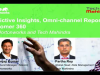 Predictive Insights, Omnichannel Reporting, Customer 360 View