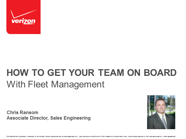 How to Get Your Team on Board with Fleet Management