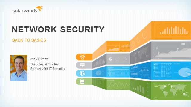Network Security, Back To Basics