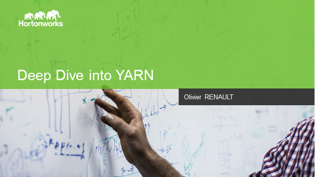 Big Data Series: Deep Dive into YARN