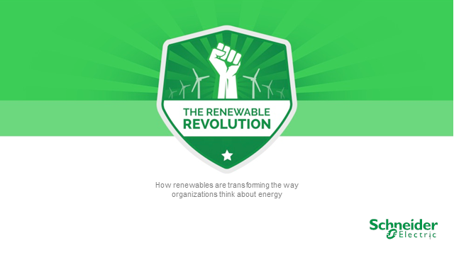 The Renewable Revolution Is Here