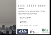 Life After BEPS: The Practical Implications of the OECD Deliverables