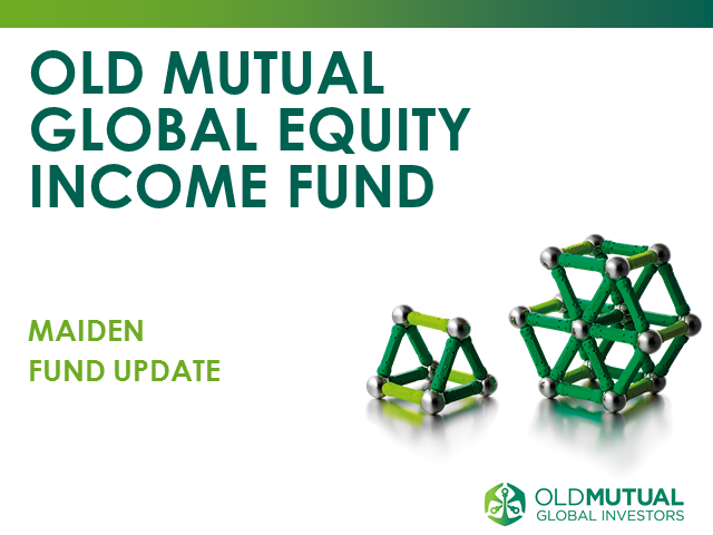Old Mutual Global Equity Income Fund webcast with Dr Ian Heslop - September 2015