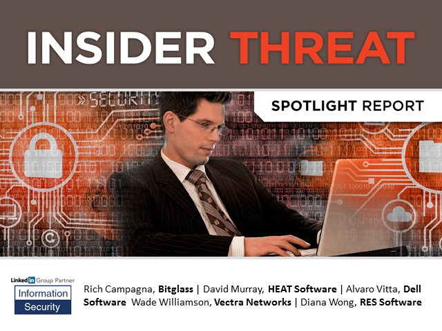 Insider Threats - How to Prevent, Detect and Remediate Insider Attacks