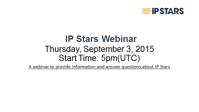 IP Stars research - your questions answered