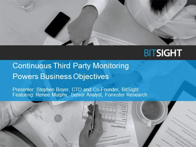 Continuous Third Party Monitoring Powers Business Objectives