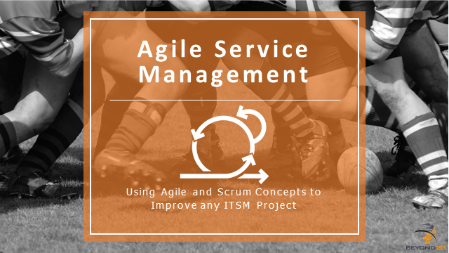 Nation's Capital LIG | Agile SM: Using Agile & Scrum Concepts to Improve any ITS