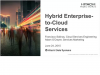 Hybrid Enterprise-to-Cloud Services