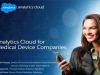 Salesforce Analytics Cloud for Medical Device Companies