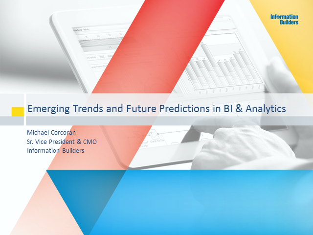 Emerging Trends and Key Predictions in BI