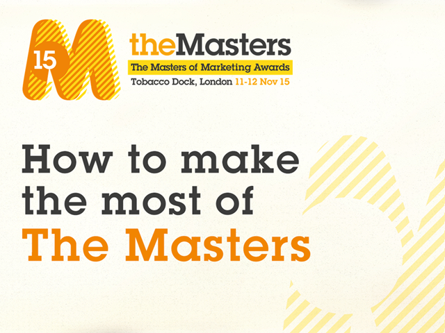 How to make the most of The Masters