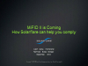 MIFID II is coming! How Solarflare can help you comply