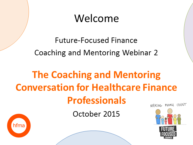 Future-Focused Finance - The Coaching and Mentoring Conversation
