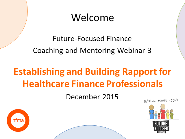 Future-Focused Finance - Establishing and Building Rapport