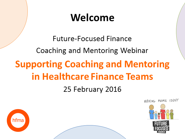 Future-Focused Finance - Supporting Coaching and Mentoring in Your Organisation