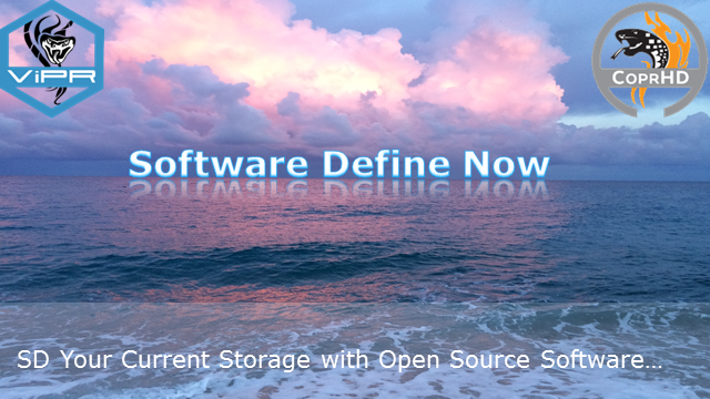 Software-Define Your Legacy Storage with Open Source