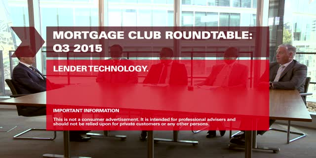 Mortgage Club: Q3 Roundtable - Lender Technology