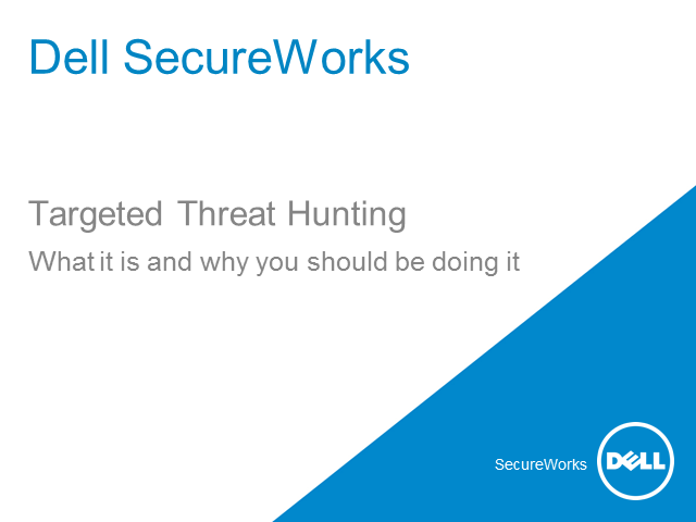 Are Advanced Persistent Threats Hiding in Your Network?