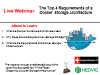The Top 4 Requirements of a Docker Storage Architecture