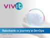 Rabobank: a Journey in DevOps
