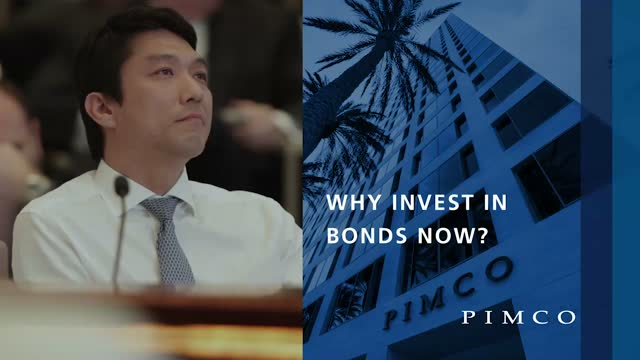 Why invest in bonds now