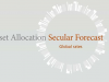 Asset Allocation Secular Forecast | Global Rates