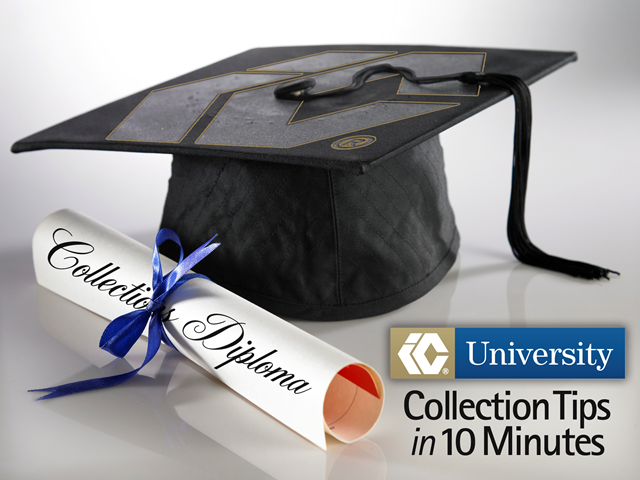 Collection Tips in 10 Minutes - #5 - Debt Submittal Dos and Don'ts
