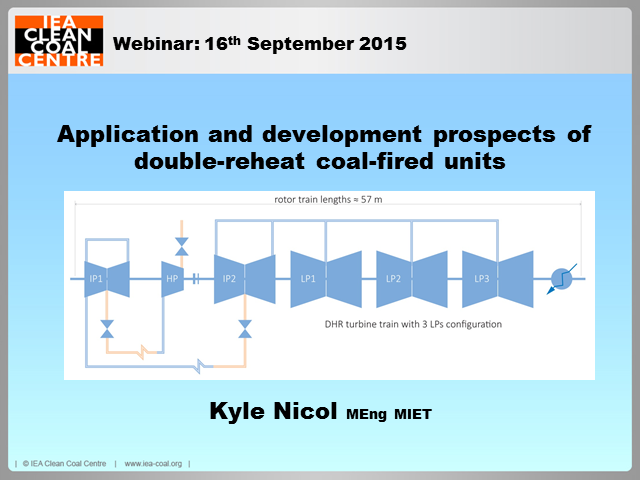 Application and development prospects of double-reheat coal-fired units