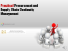BCI Webinar: Practical procurement and supply chain continuity management