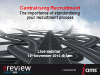 Centralising Recruitment