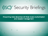 Part 2: Preventing Data Breaches with Risk-Aware Authentication & Session Mgmt