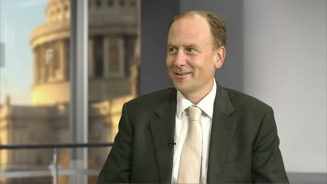 Video - Nick Price discusses recent market volatility with Maike Currie