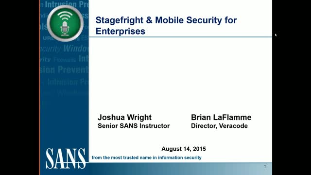 What You Need To Know About Stagefright